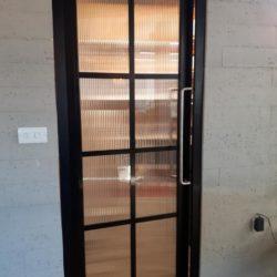 Crittall Style Door